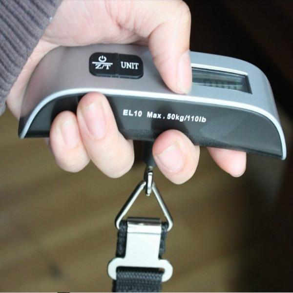 Digital Travel Luggage Hanging Scale