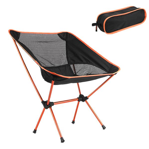 Pouch Size Portable Outdoor Folding Chair