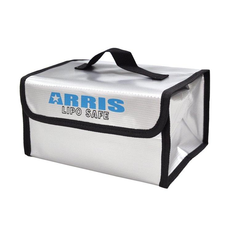 Fire Retardant Lipo Battery Portable Safety Bag