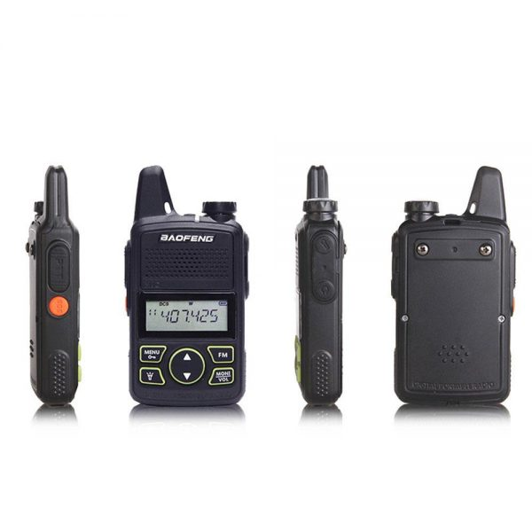 BF-T1 Frequency 400-470MHz Walkie Talkie