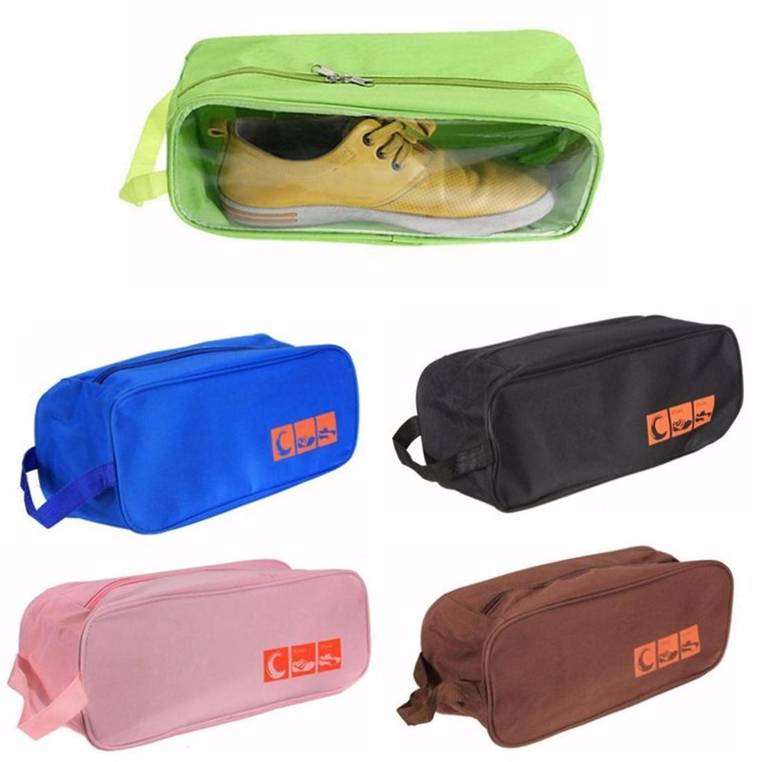 Flexible Waterproof Travel Shoe Bag