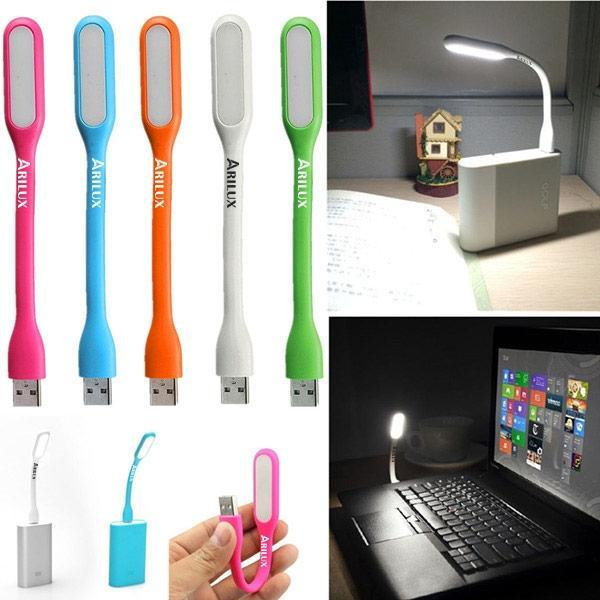 Portable LED USB Light For Computer Notebook / PC Laptop