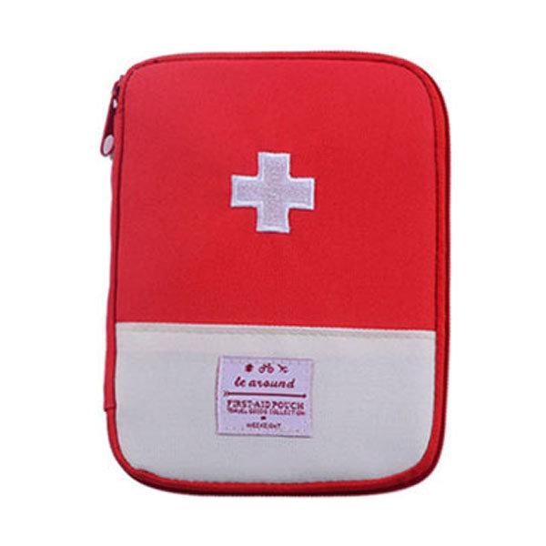 Portable Travel First Aid Emergency Medicine Bag