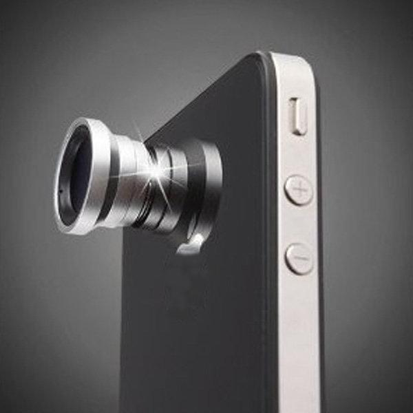 3 in 1 Camera Lens Kit Wide Angle For iPhone