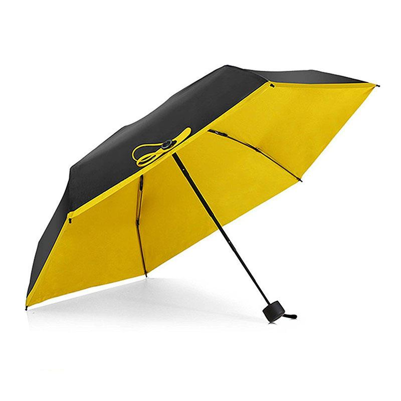 Compact Light-Weight Travel Pocket Umbrella