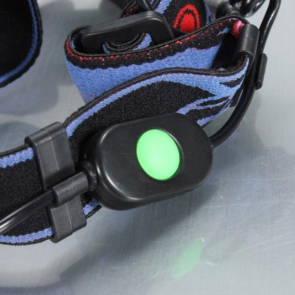XML T6 Zoomable LED Bicycle Headlamp